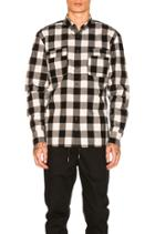Flannel Box Longsleeve Shirt