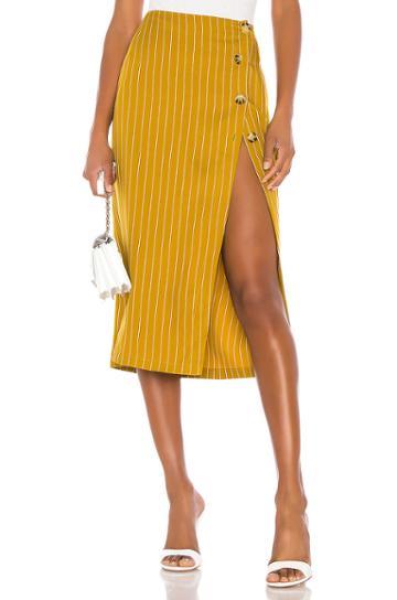 The Lisa Midi Skirt