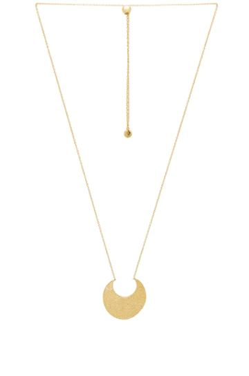 Rae Pendant Adjustable Necklace