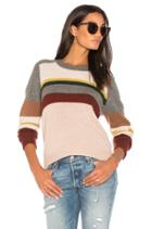 360 Sweater Emelina Stripe Sweater
