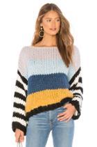 Chunky Stripe Sweater
