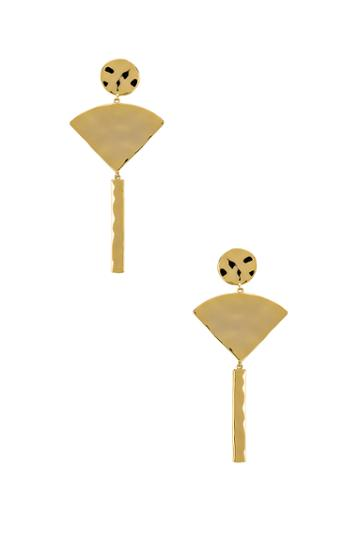 Luca Fan Earrings