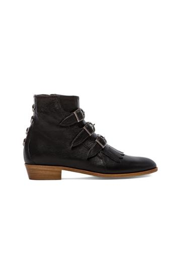Modern Vice Collection Jett Bootie In Black