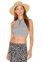 Awaken Knit Crop Top