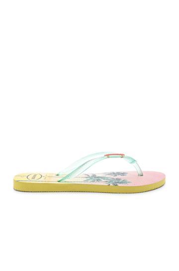 Slim Paisage Sandal
