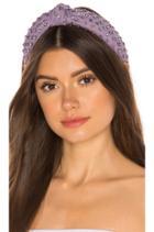 Crystal Woven Headband