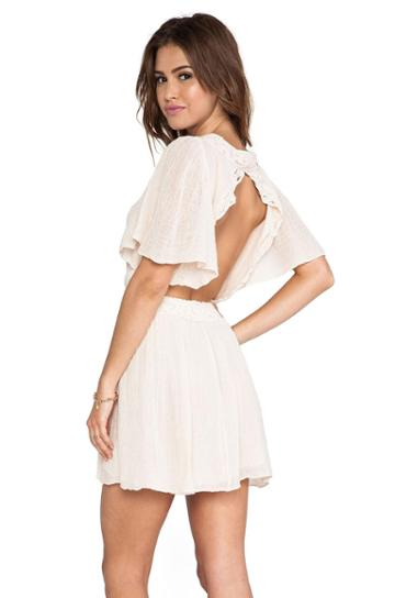 Sahara Mini Dress