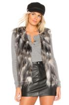 Frisco Faux Fur Vest