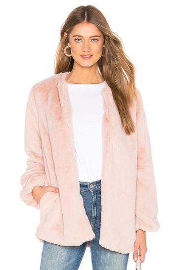 Ricci Faux Fur Jacket