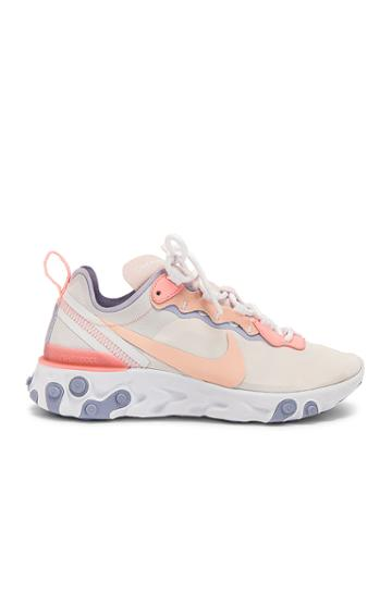 Women's React Element 55 Sneaker