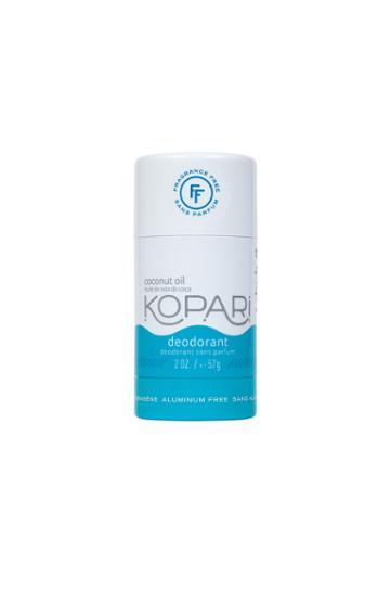 Coconut Deodorant - Fragrance Free