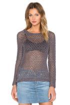 Cinte Crochet Sweater