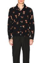 Mushroom Cord Shirt