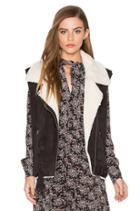 Maelle Faux Fur Vest
