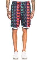 Butterfly Basketball Shorts