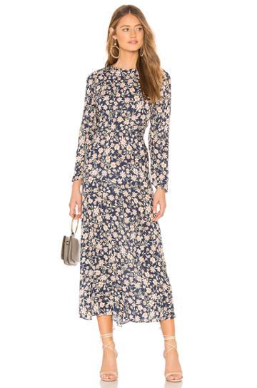 Pointelle Rayon Dale Dress