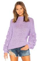 Chunky Sleeve Sweater