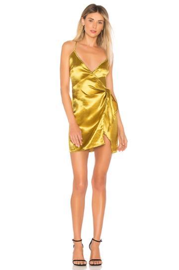 Desiree Tie Mini Dress