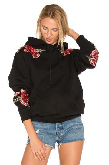 Darren Floral Sweatshirt