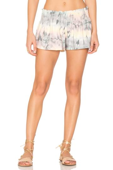 Fox Smocking Shorts