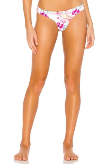 Reversible Ruched Teeny Bottom