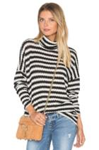 Marshall Striped Turtleneck
