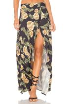 River Running Maxi Skirt