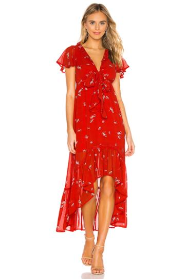 Pradera Midi Dress