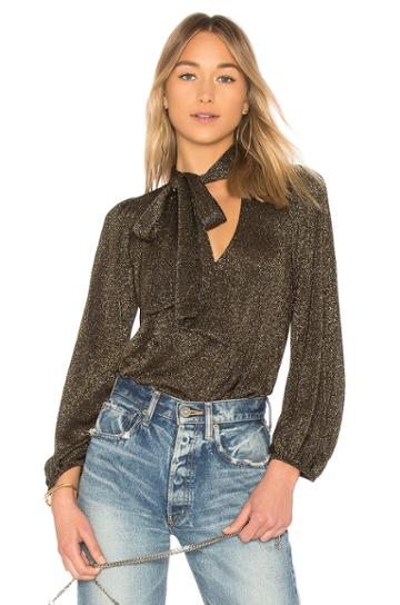 Scarf Tie Sweater Top