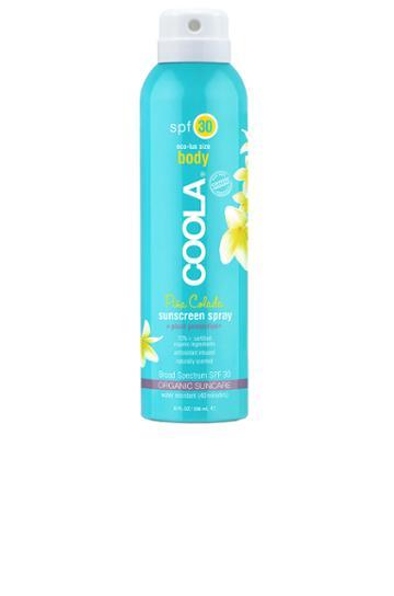 Eco-lux 8oz Body Spf 30 Pina Colada Sunscreen Spray