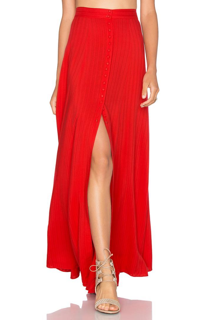 Sangria Maxi Skirt