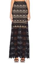 Sierra Lace Maxi Skirt