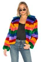 Thora Faux Fur Coat
