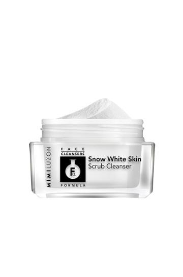 Snow White Skin Scrub Cleanser