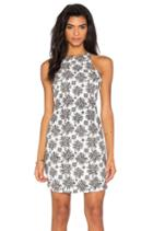 Brushed Stretch Woven Dress