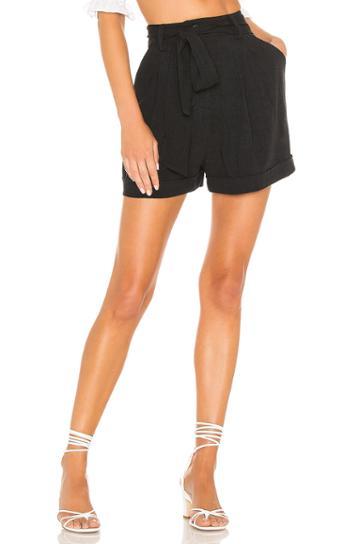 Linen Suzy Shorts