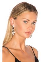 Violet Dangle Earrings