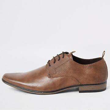 River Island Mens Derby Shoes