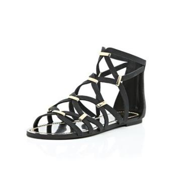River Island Gladiator Sandals