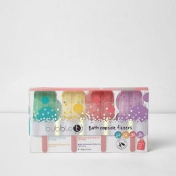 River Island Womens Bubble T Bath Popsicle Fizzers