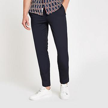 River Island Mens Smart Skinny Fit Chino Pants