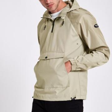 River Island Mens Only And Sons Anorak Jacket