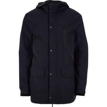 River Island Mens Lightweight Hooded Jacket