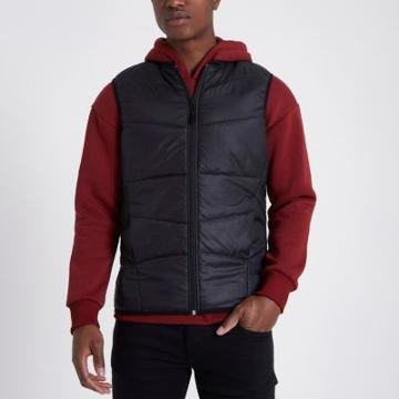 River Island Mens Only And Sons Padded Gilet