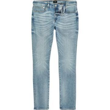 River Island Mens Danny Super Skinny Fit Jeans