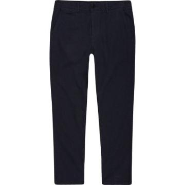 River Island Mens Textured Slim Fit Chinos