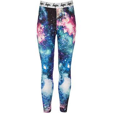 Girls Hype Space Leggings