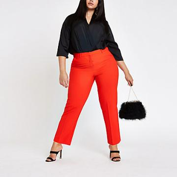 River Island Womens Plus Cigarette Trousers