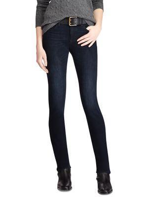 Polo Ralph Lauren Tompkins Sleek Skinny Jeans
