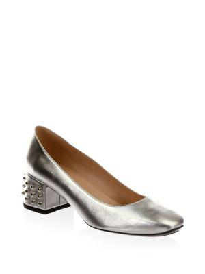 Tod's Slip-on Leather Pumps